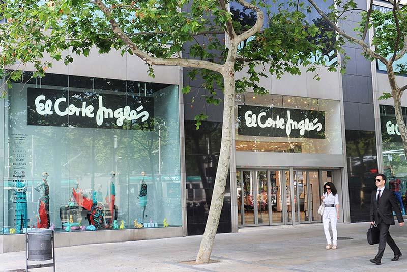 خرید در بارسلونا