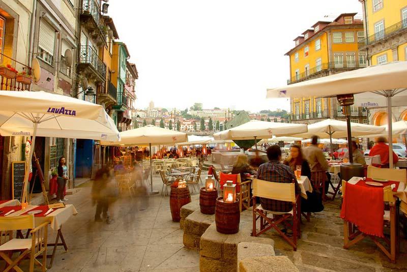 محله ریبیرا پورتو - پرتغال