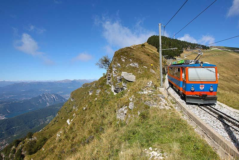 دریاچه لوگانو سوئیس