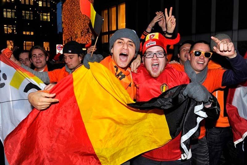 فرهنگ بلژیکی