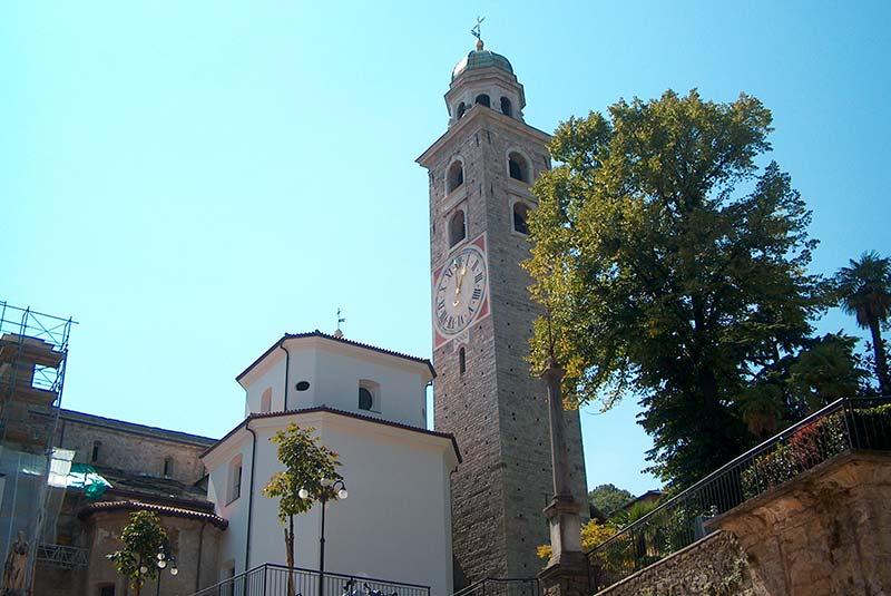 کلیسای سنت لارنس لوگانو