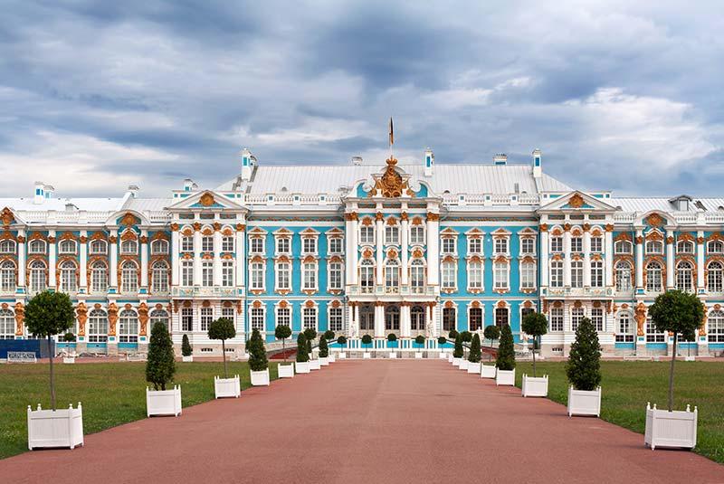 کاخ کاترین سن پترزبورگ