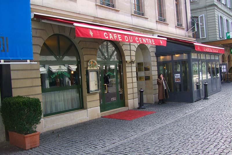 رستوران های ژنو