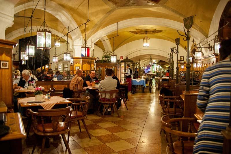 رستوران های مونیخ آلمان