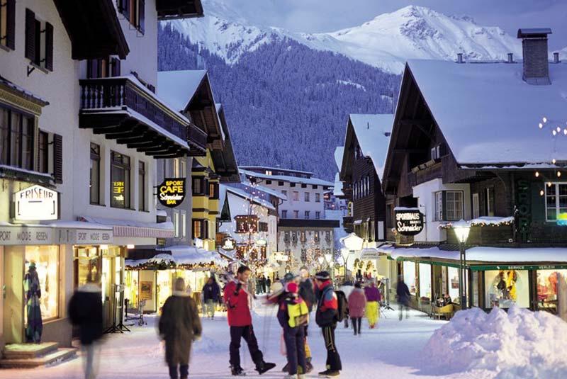 آداب و رسوم اتریشی ها