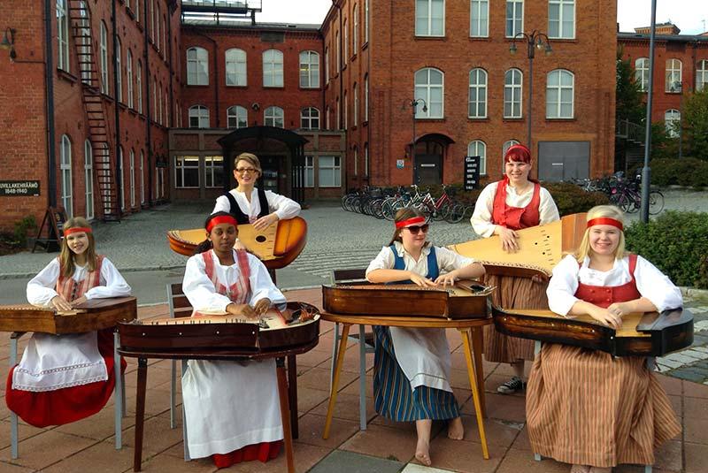 آداب و رسوم مردم فنلاند