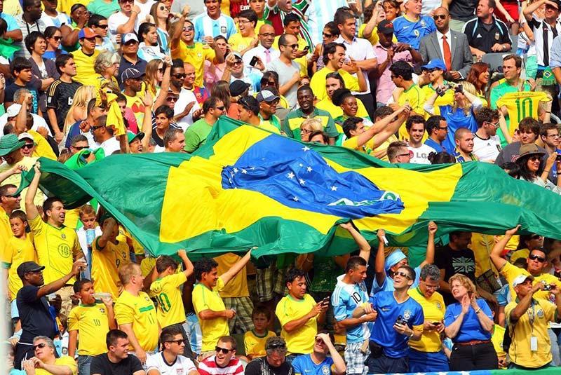 فرهنگ مردم برزیل