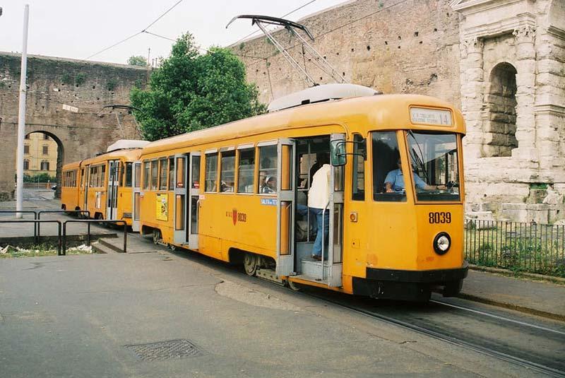 رفتار و آداب در شهر رم