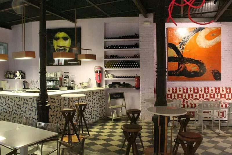 بهترین رستوران های مالاگا