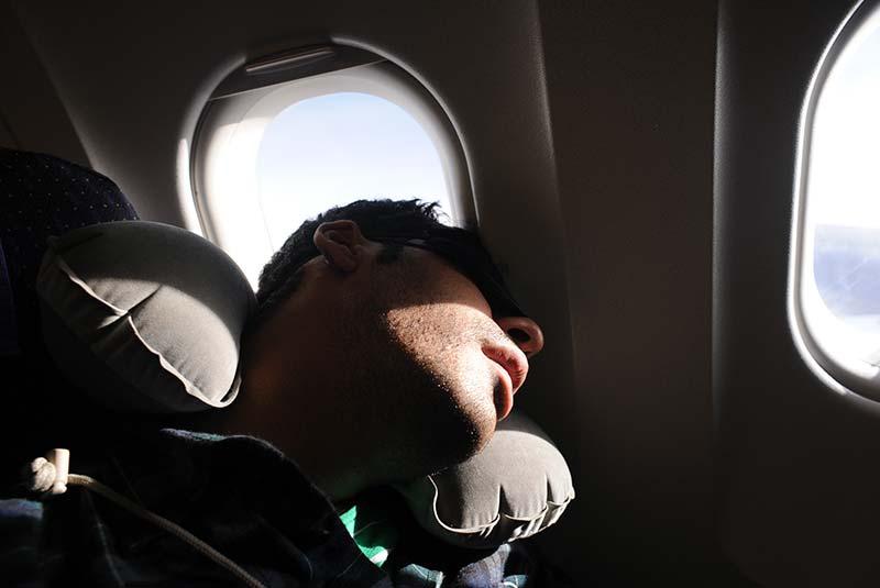 پرواز و سفرهای کاری