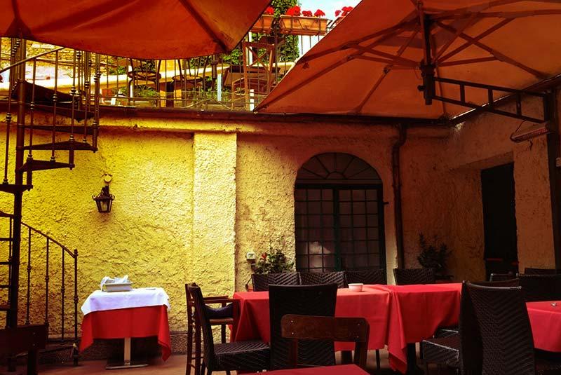 بهترین رستوران های شهر رم