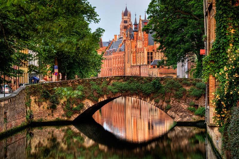 شهر بروژ بلژیک