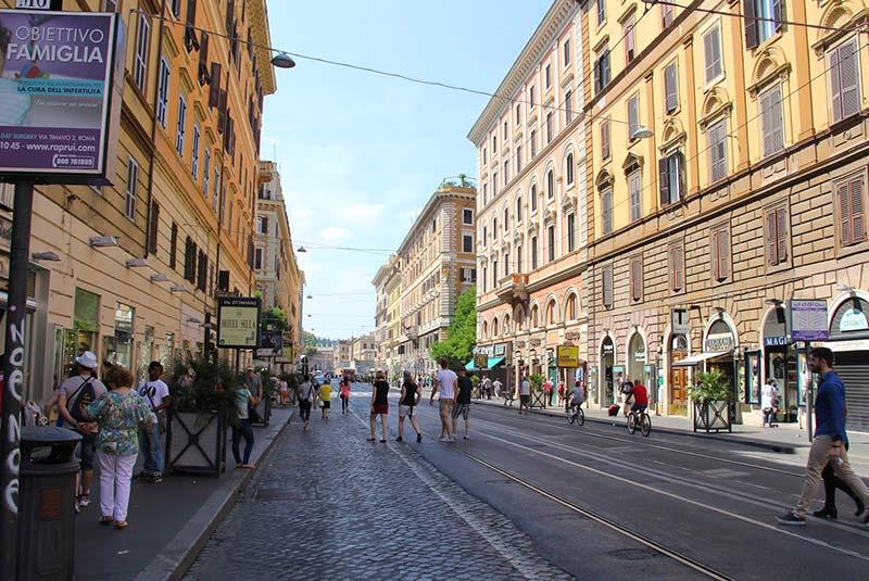 مراکز خرید رم ایتالیا