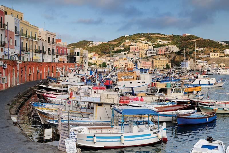 جزیره های ایتالیا