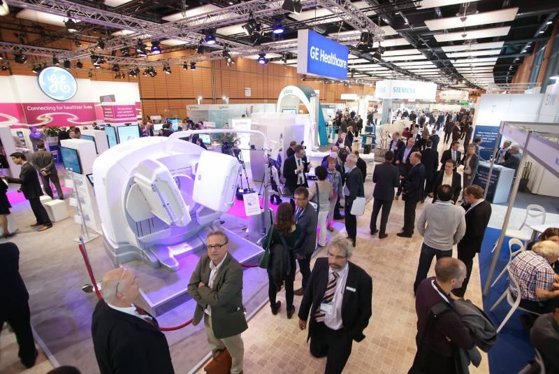 کنگره انجمن اروپایی پزشکی هستهای