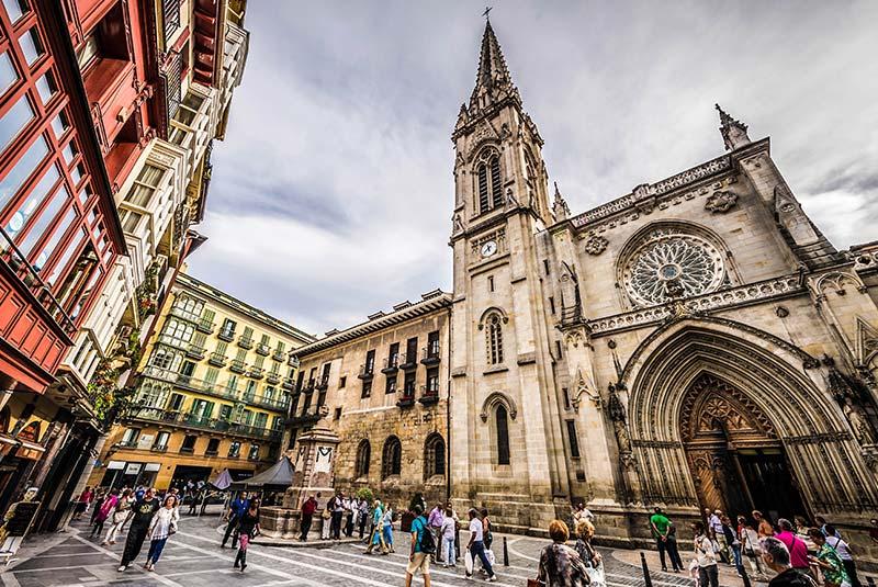 کلیسای جامع سانتیاگو - بیلبائو