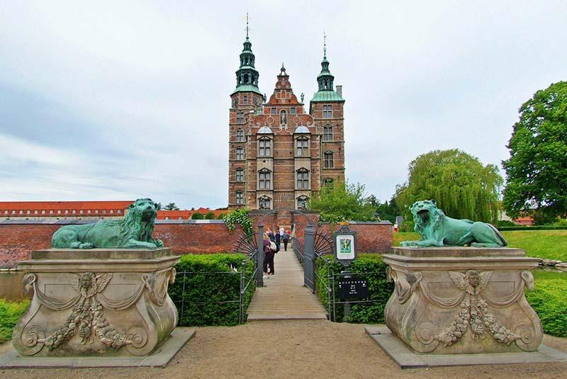قلعه روزنبرگ کپنهاگ | دانمارک