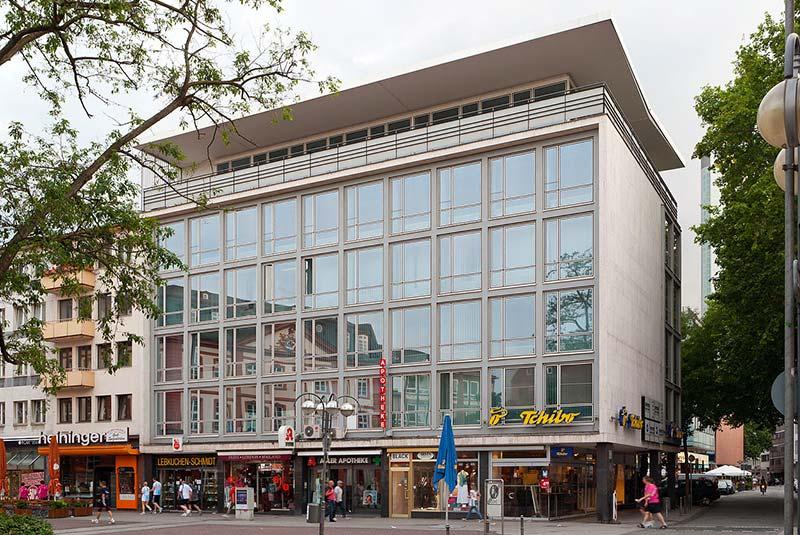 بهترین مراکز خرید فرانکفورت
