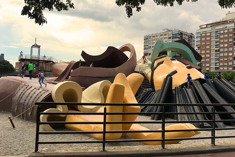 تفریح برای کودکان در بارسلون
