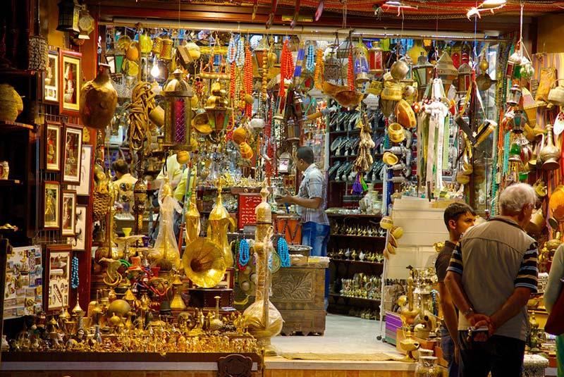 بازار مطرح مسقط - عمان