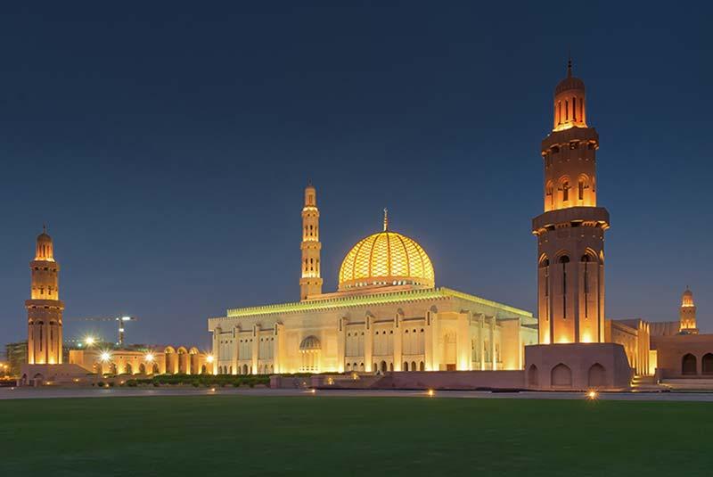 Image result for سلطان قابوس مسجد عمان