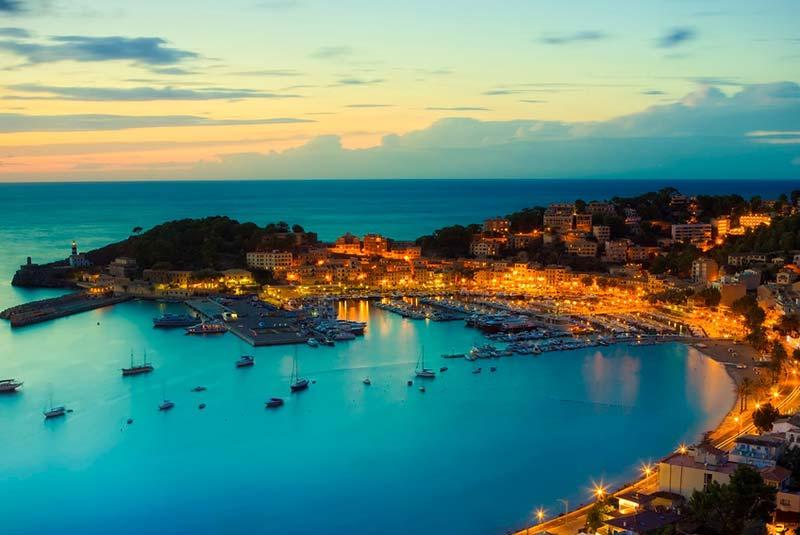 بهترین مقاصد دریای مدیترانه