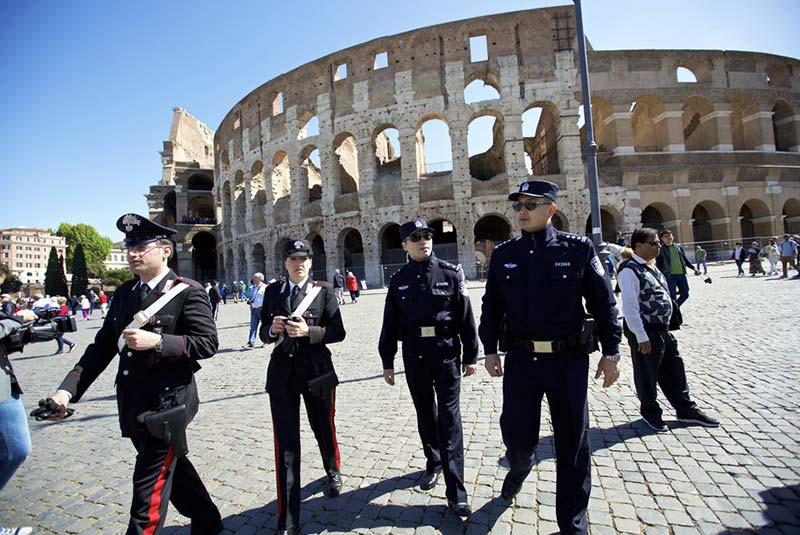 نکات مهم شهر رم - ایتالیا