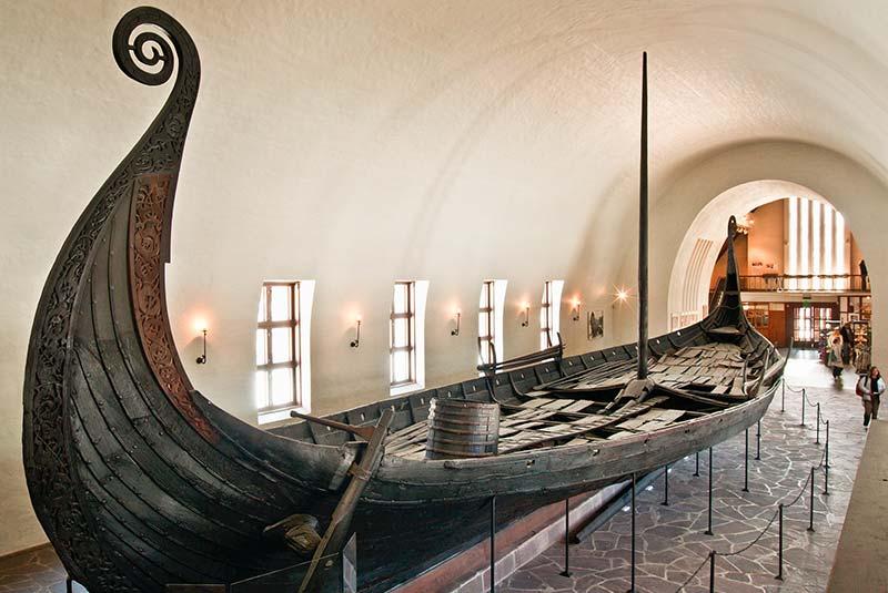 موزه کشتی وایکینگ ها در اسلو