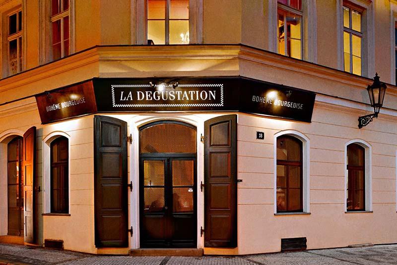 بهترین رستوران های پراگ