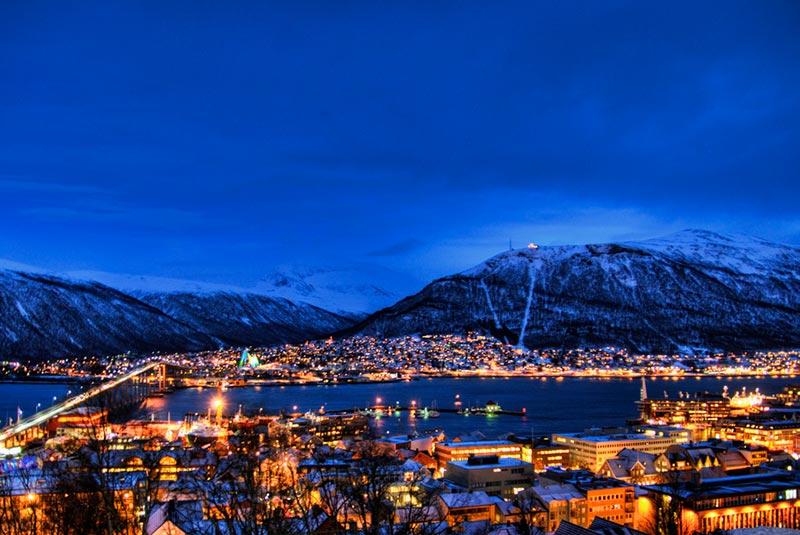 ماجراجویی منطقه اسکاندیناوی
