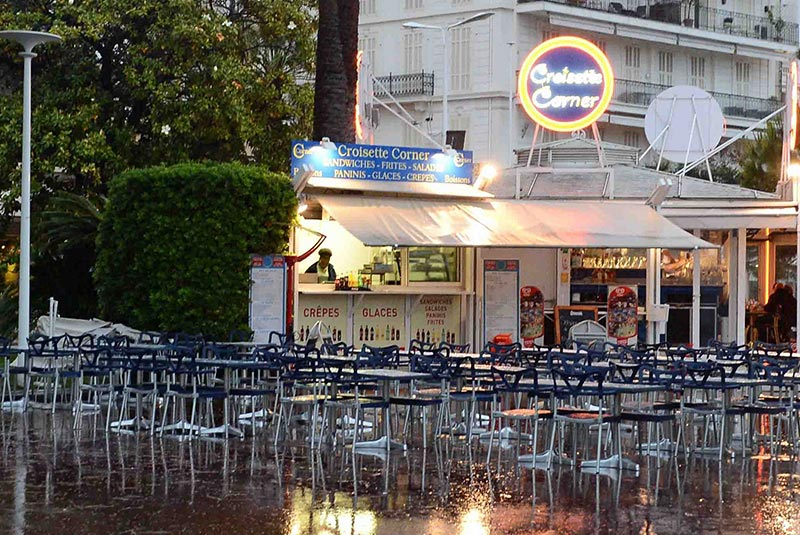 رستوران های اقتصادی کن در پاریس