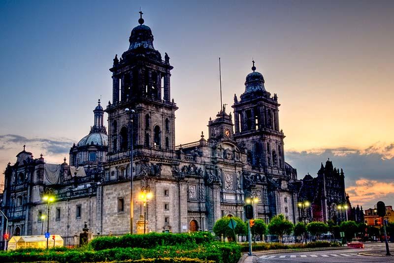 کلیسای جامع متروپولیتانا مکزیک