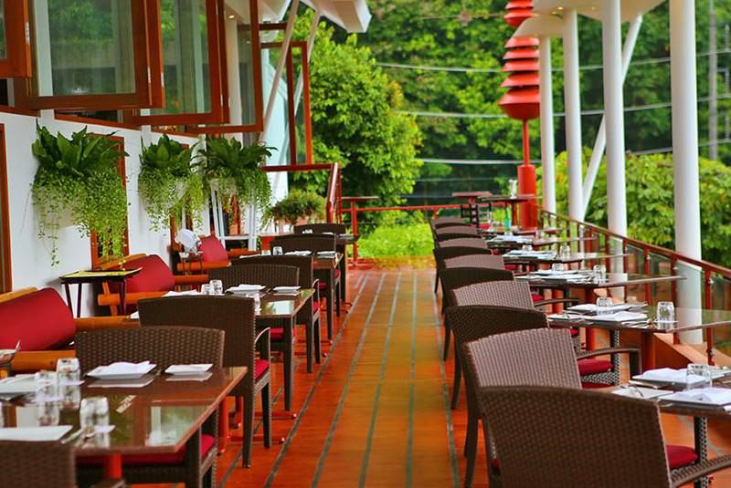 رستوران وک پاگودا کیچن پوکت
