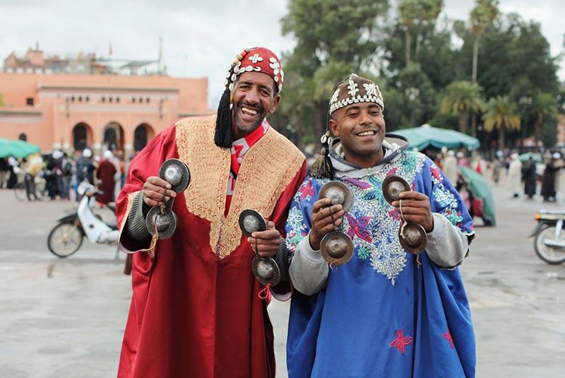 باید ها و نباید های مراکش