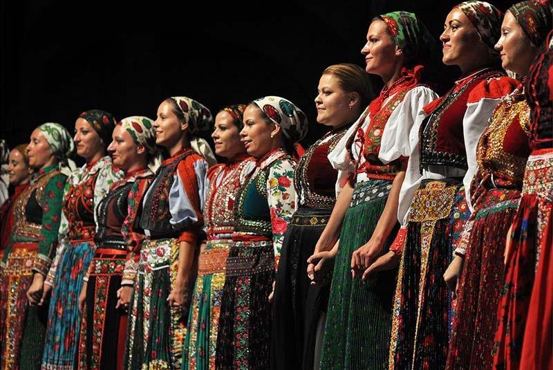 آداب و رسوم مردم مجارستان