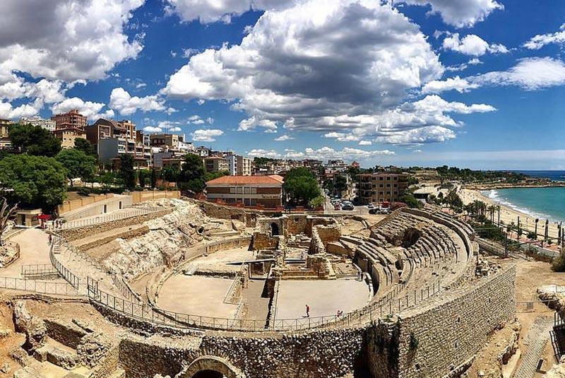 شهر تاراگونا اسپانیا