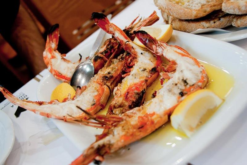 رستوران های دریایی لیسبون