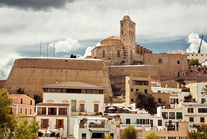 دیدنی های شهر ایبیزا - اسپانیا