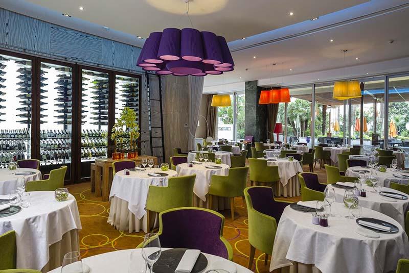 رستوران های شهر کن - فرانسه