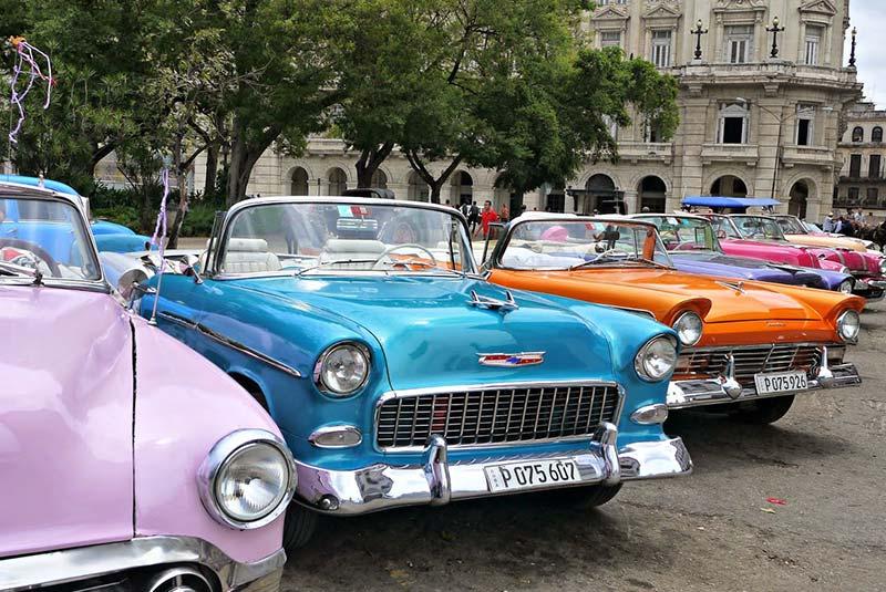 تجربه های سفر به کوبا