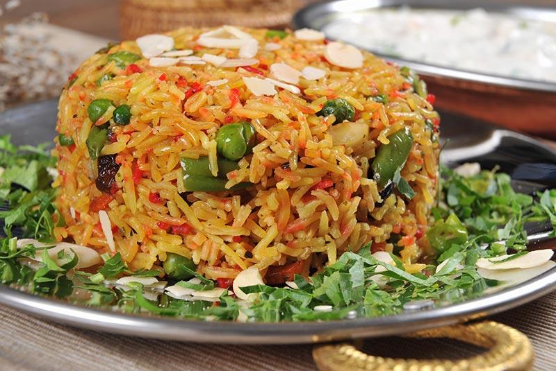 غذا های نپال
