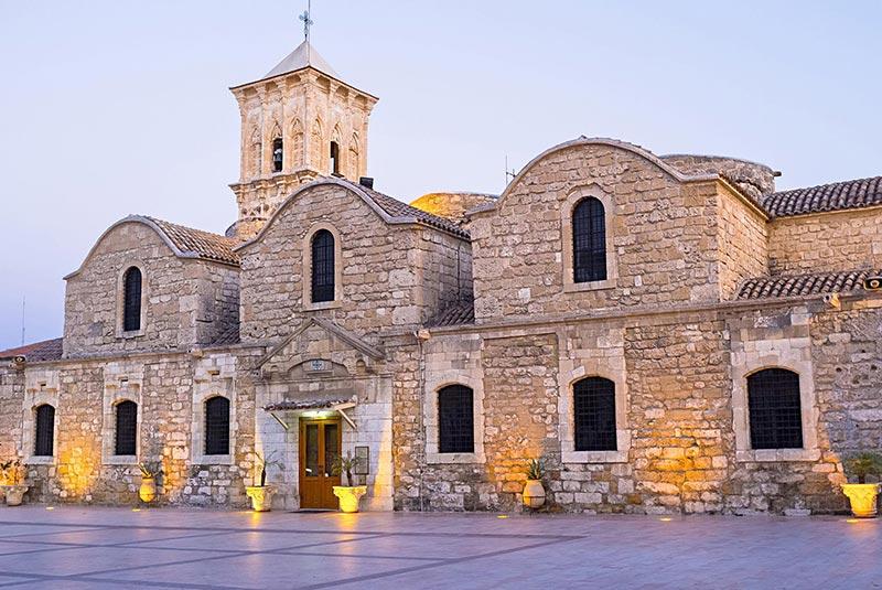 کلیسای سنت لازاروس در لارناکا