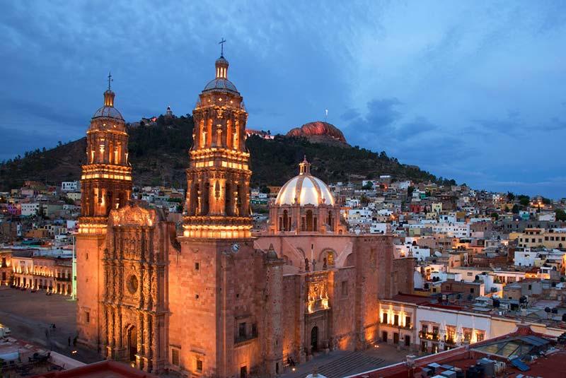 بهترین کلیساهای مکزیک