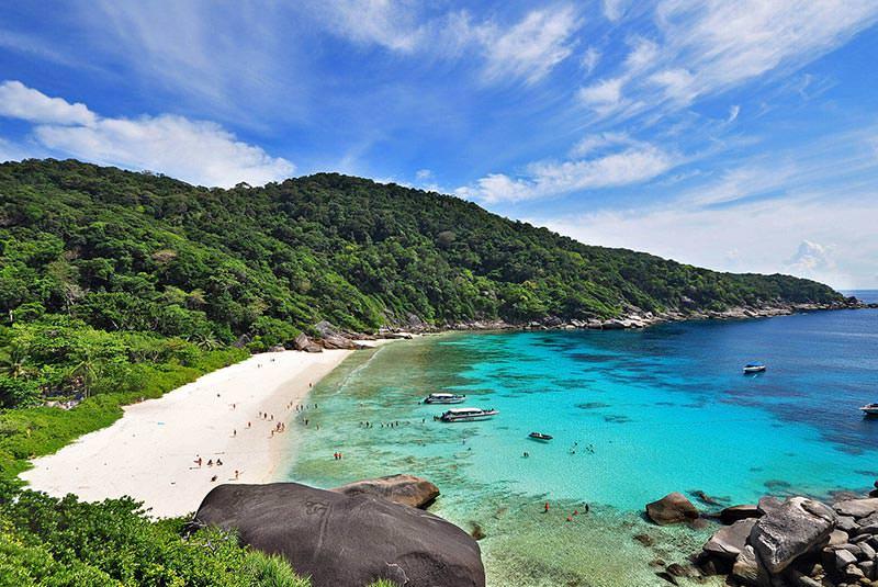 جزایر سیمیلان پوکت