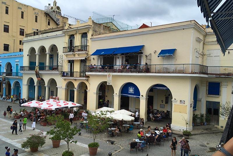 بهترین کافه های هاوانا