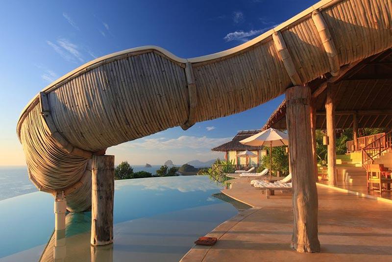 شیک ترین هتل های تایلند