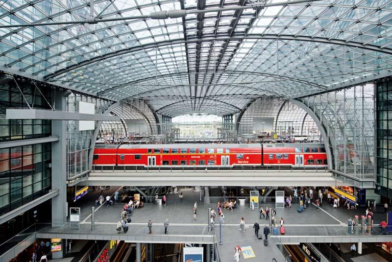 ایستگاه قطار برلین