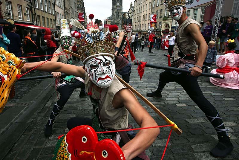 فستیوال فرینج ادینبورگ