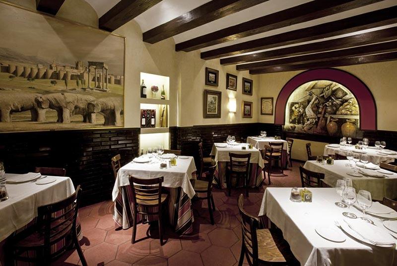 رستوران لوس گالایوس مادرید