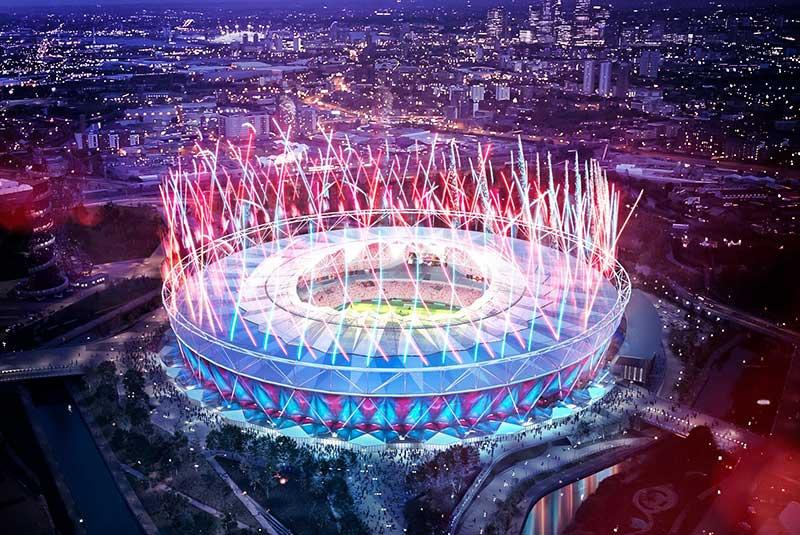 استادیوم المپیک لندن